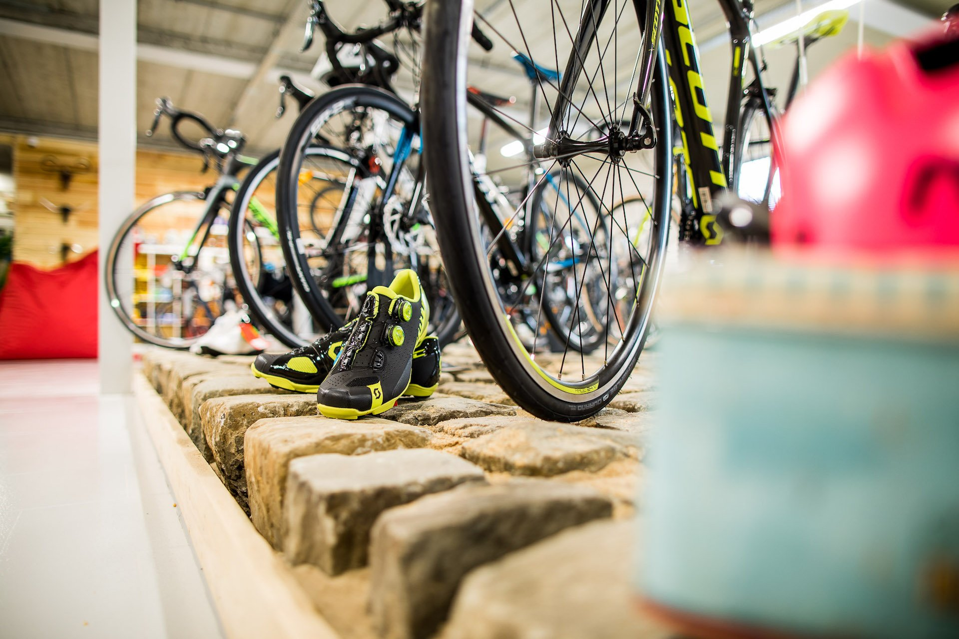 Labiecyclette – Fietshuis